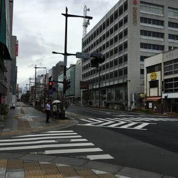 水戸の整体CURA水戸駅からの道順4