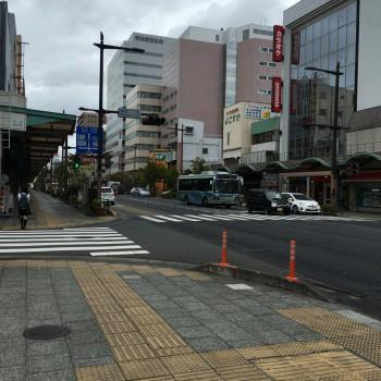 水戸の整体CURA水戸駅からの道順5