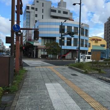 水戸の整体CURA大工町方面からの道順2