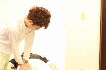 水戸で人気の整体CURAでは痛みの伴う施術を行いません。