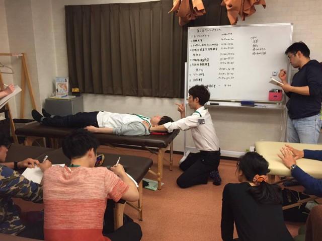水戸で腰痛改善が人気のCURA院長講師