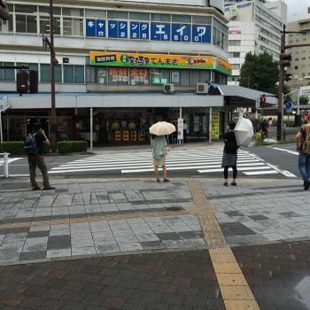 水戸の整体CURA駅からの道順1