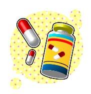 腰痛の原因でもある分離症やすべり症、薬物療法