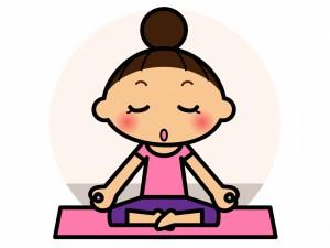 水戸の整体で肩こりの改善 瞑想でストレス解消し、肩こりを感じない