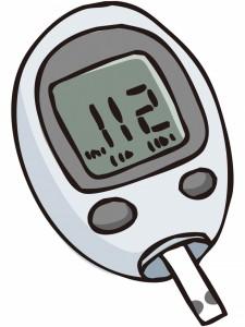 内臓疲労からの肩こり、血糖値の調整をする