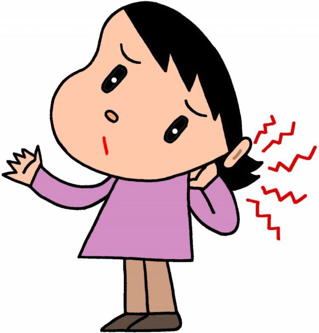 頚肩腕症候群の症状とは?