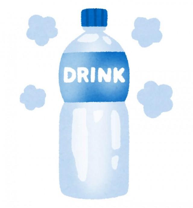 緊張型頭痛の対処 水分摂取