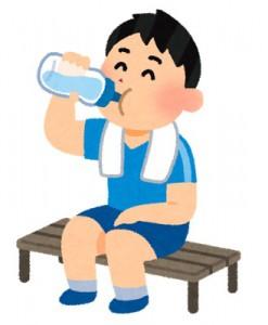 水戸の整体 水分不足によって様々な問題が起こってくる