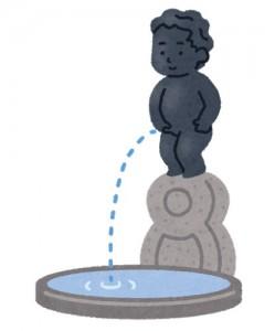 水戸の整体 水分不足の問題 尿にも関係している