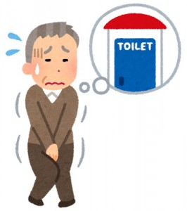 水戸の整体 水分不足の問題 トイレに行きたくなる