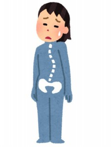 顎関節の問題 ゆがみによって起こることがある