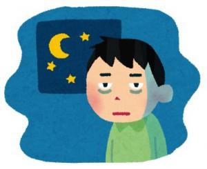 顎関節の問題 夜更かしによる日常生活の乱れ