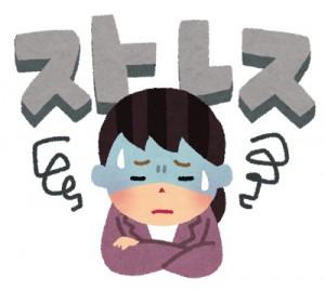 水戸の整体で顎関節症の改善 ストレスは原因の一つ