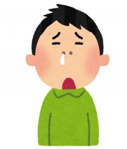 水戸の整体 鼻炎が原因でいびきをかく