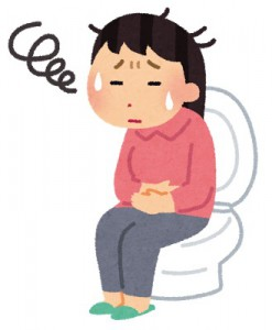 水戸の整体で腰痛の改善 便秘で腰痛になる