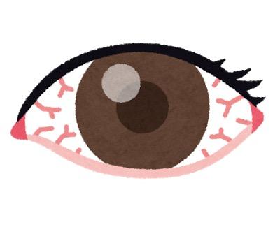 水戸の整体 眼病によって起こる