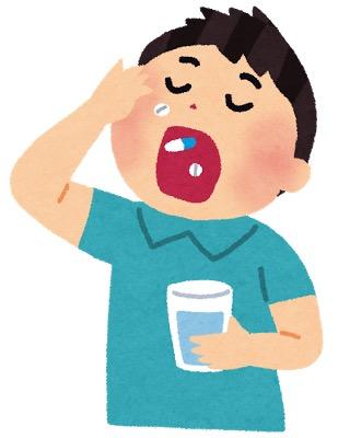 水戸の整体 腰痛の改善のために痛み止めを飲んでいた