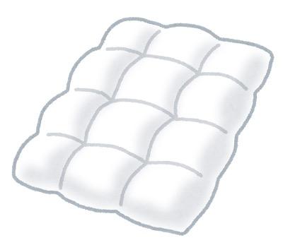 水戸の整体 腰痛改善のために掛け布団を変える