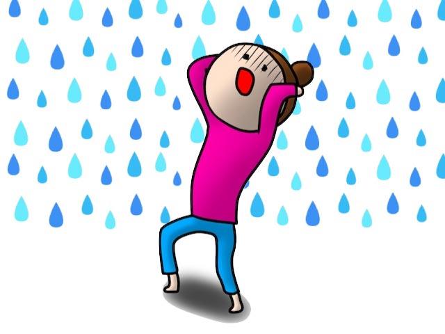 低気圧で頭痛