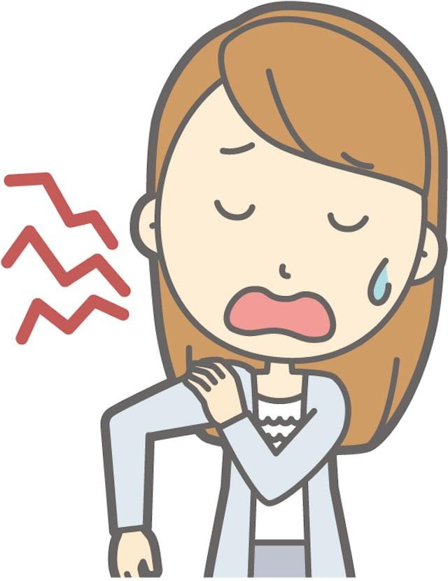 頚肩腕症候群ってどんな状態?