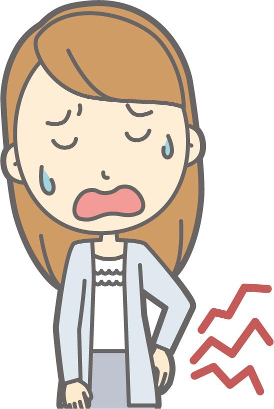 腰が痛い時の根本原因を解消するには。