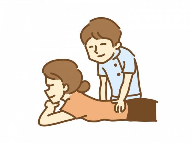 腰が痛い時マッサージでやる事