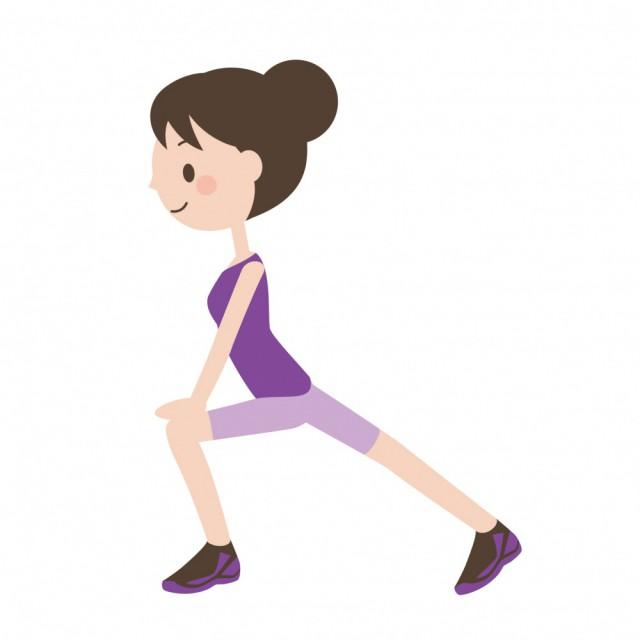 足のしびれの対処 アキレス腱を緩める