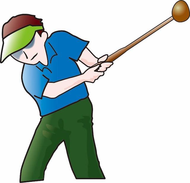 ゴルフ肘になってしまう原因