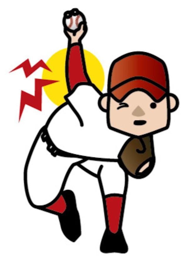 野球肘になってしまう原因