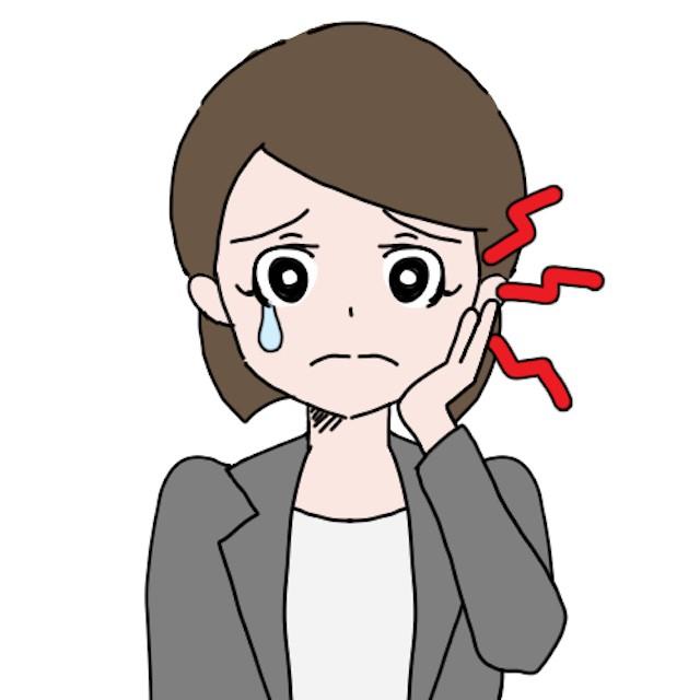 顎関節症 症状 顎や耳の前の痛み