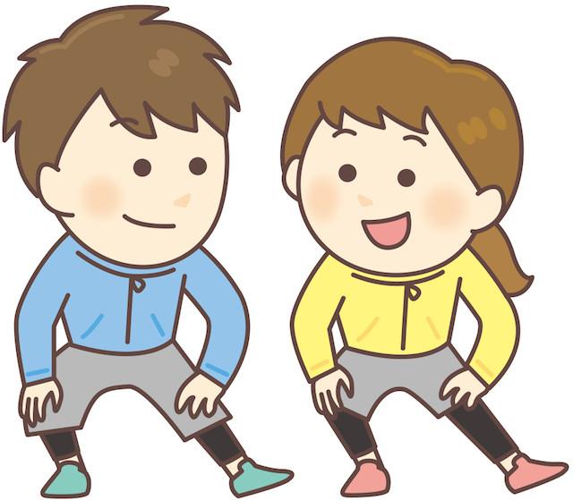 運動 健康 関係