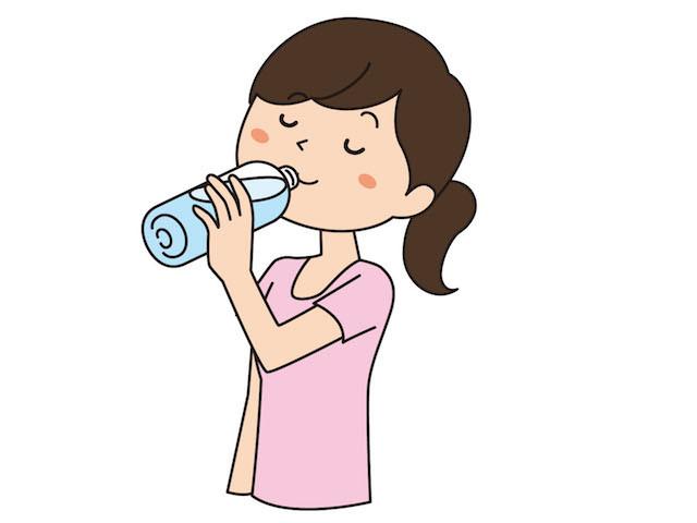 水分 健康 知識